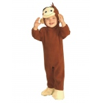 Rubie's Costumes Curious George Infant Costume 6-12M