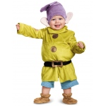 Disguise Dopey Deluxe Infant Costume 12-18M