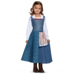 Belle Peasant Look Classic Child Costume - Small
