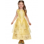 Belle Ball Gown Deluxe Child Costume - Small