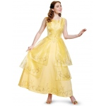 Belle Ball Gown Prestige Adult Costume - Small