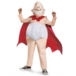 Captain Underpants Deluxe Adult Costume - Large