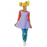 Nickelodeons The Splat - Angelica Adult Costume - Small