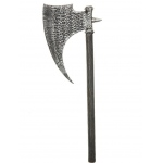 "Charades Costumes 30"" Spiked Battle Axe One-Size"