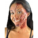 Crash Victim FX Adult Makeup Kit (Peel & Stick): One-Size, Everyday, Adult