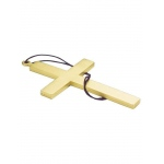 Forum Novelties 9 Inch Gold Cross