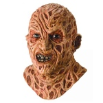 Rubie's Costumes A Nightmare On Elm Street Freddy Krueger Overhead Mask