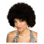 Forum Novelties Afro Black Economy Adult Wig