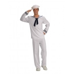Forum Novelties Anchors Aweigh Adult Costume One-Size
