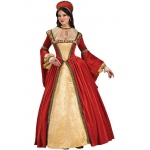 Anne Boleyn Adult Costume M: Medium, Everyday, Adult