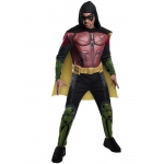 Arkham Robin Muscle Chest Adult Costume M: Medium, Everyday, Adult