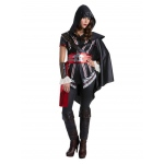 Assassin's Creed II - Ezio Auditore Adult Costume L: Large, Everyday, Adult
