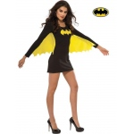 Batgirl Sexy Wing Dress Adult Costume - Small