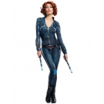 Rubie's Costumes Black Widow Sexy Adult Costume X-Large
