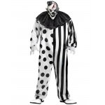 Bleeding Killer Clown Adult Plus Costume: Everyday, Adult