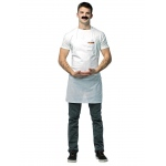Bob's Burgers Bob Adult Costume One-Size: One-Size, Everyday, Adult