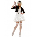 Bride of Chucky Sexy Adult Costume - Small