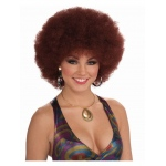 Forum Novelties Disco Afro Natural Red Unisex Deluxe Wig