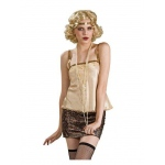 Rubie's Costumes Pearl Flapper 60 Beads