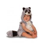 Rubie's Costumes Baby Raccoon Infant Costume