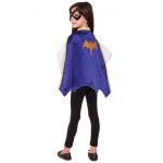 Imagine DC Super Hero Girls Batgirl Child Cape Set