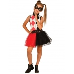 Imagine DC Super Hero Girls Harley Quinn Child Tank Dress