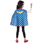 Imagine DC Super Hero Girls Wonder Woman Child Cape Set