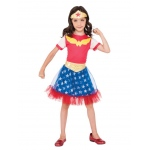 Imagine DC Super Hero Girls Wonder Woman Child Skirt