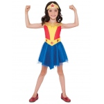 Imagine DC Super Hero Girls Wonder Woman Child Tank Dress