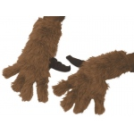 Rubie's Costumes Guardians Of The Galaxy Rocket Raccoon Adult Gloves