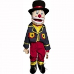 Sunny Toys Clown with Hat: 28""