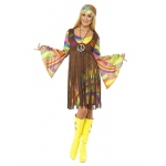 1960s Groovy Lady Costume - Large