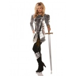 A Knight To Remember Women's Costume - Small