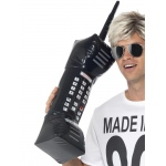 Rubie's Costumes Inflatable 80's Retro Mobile Phone One-Size