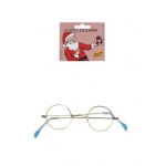 Forum Novelties Round Eye Glasses Clear One-Size