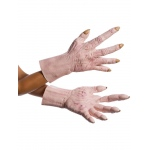 Rubie's Costumes Star Wars Episode VIII - The Last Jedi Supreme Leader Snoke Latex Hands One-Size