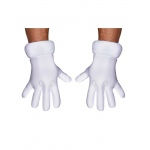 Adult Super Mario Brothers Gloves: One-Size, Dress Up