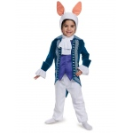 Alice Through The Looking Glass Costume - S (4-6X): Small, Dress Up