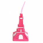 Eiffel Tower Molded Cup - Pink