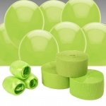 BuySeasons Apple Green Decorating Kit
