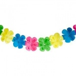 Beistle Company Flower Garland