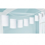 Paper Lantern Garland - Yellow