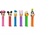 PEZ Candy, Inc. Disney Mickey and Friends Pez Dispenser Various - color may vary