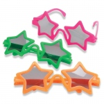 Rhode Island Novelty Star Sunglasses
