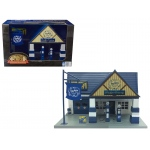 Ford 1940 Service Gas Station Diorama 1/32 by Beyond Infinity
