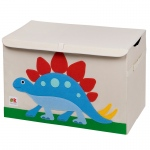 Wildkin Olive Kids Dinosaur Land Toy Chest