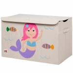 Wildkin Olive Kids Mermaids Toy Chest