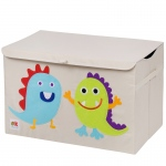 Wildkin Olive Kids Monster Toy Chest