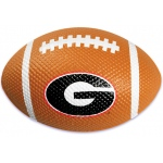 Bakery Crafts Football Cake Decoration: Georgia Bulldogs