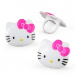 Hello Kitty Rings (8):